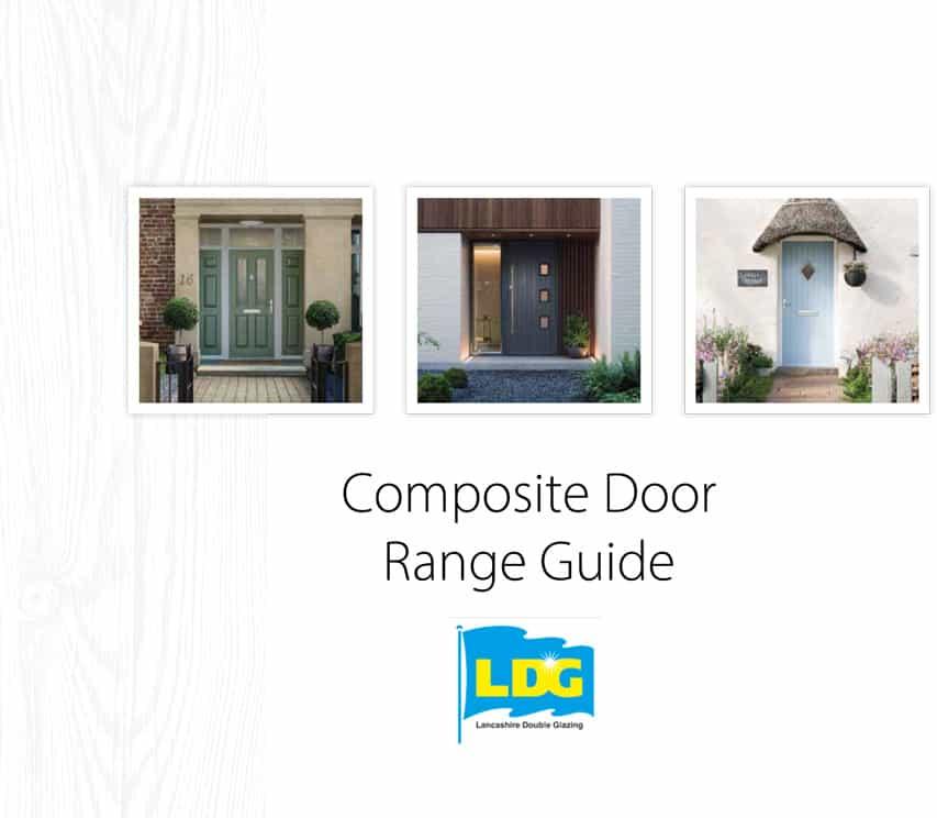 composite door range guide