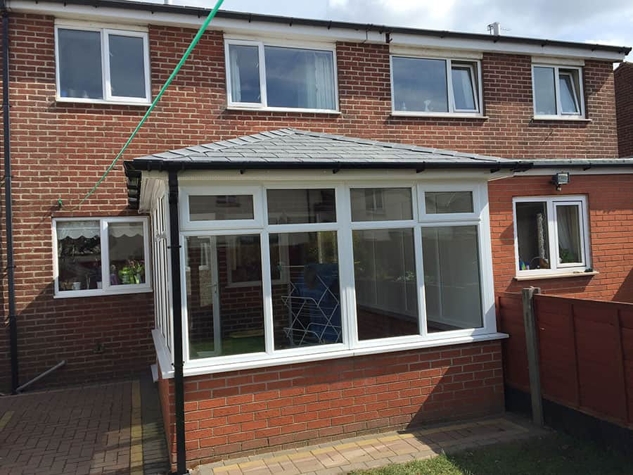 Bespoke Conservatory Roof System BL6