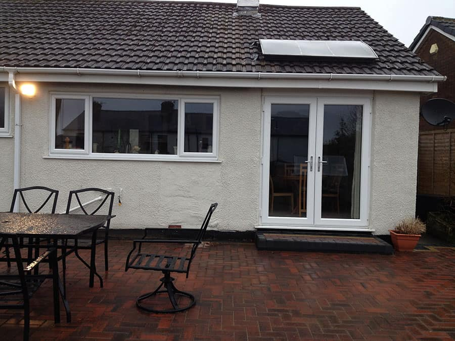 before conservatory