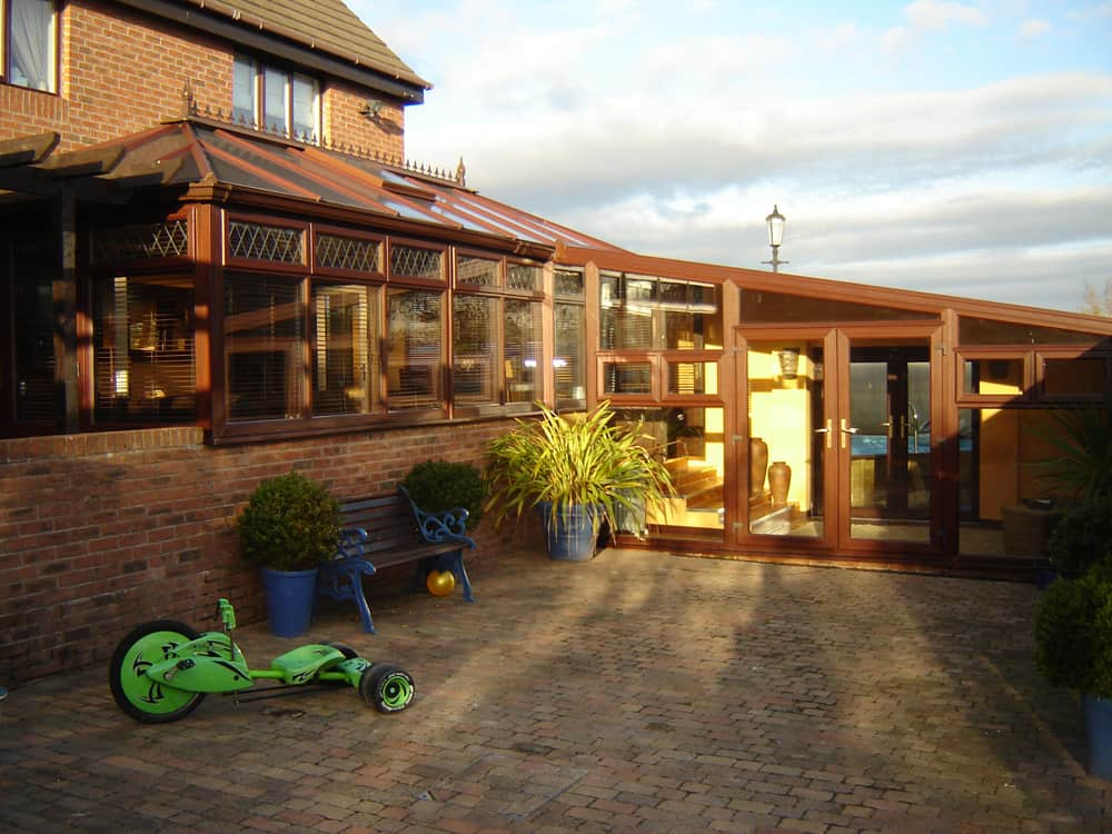 Bespoke Conservatory Extension FY3