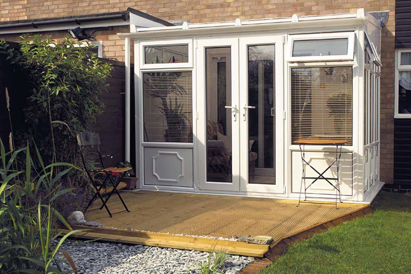 High quality porches lancashire