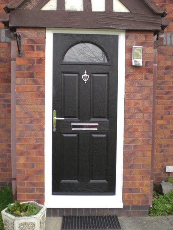 Composite UPVC Door FY1