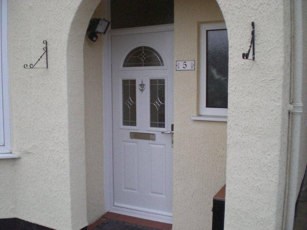 Composite Door BL2