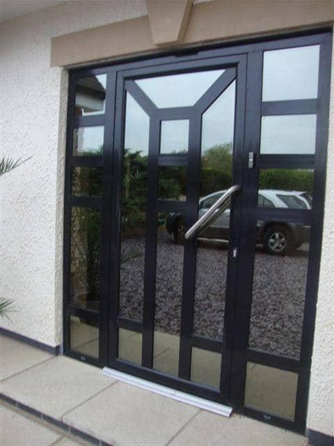 Composite Door FY5