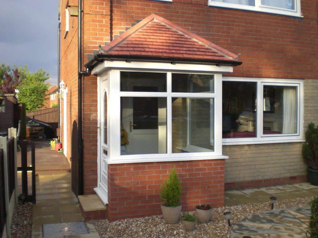 Porch & UPVC Windows WN2