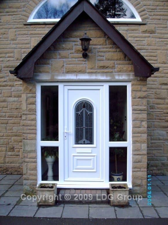 UPVC Door WN1