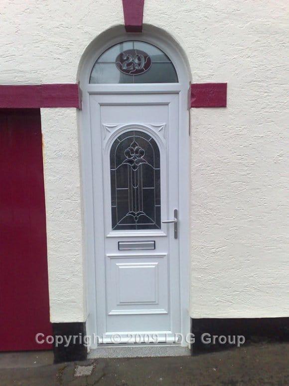 UPVC Door BB11