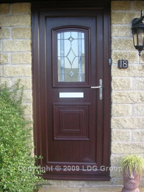 UPVC Door PR3
