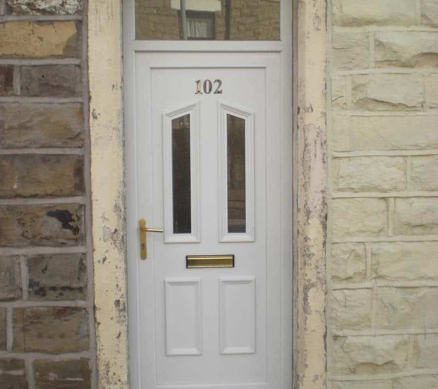 UPVC Door BB2