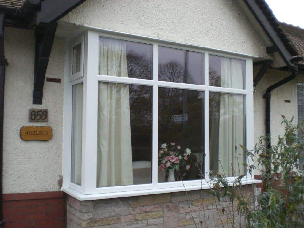 UPVC Windows LA3