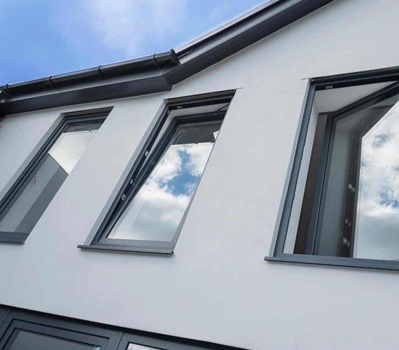 Timber and Aluminium Windows