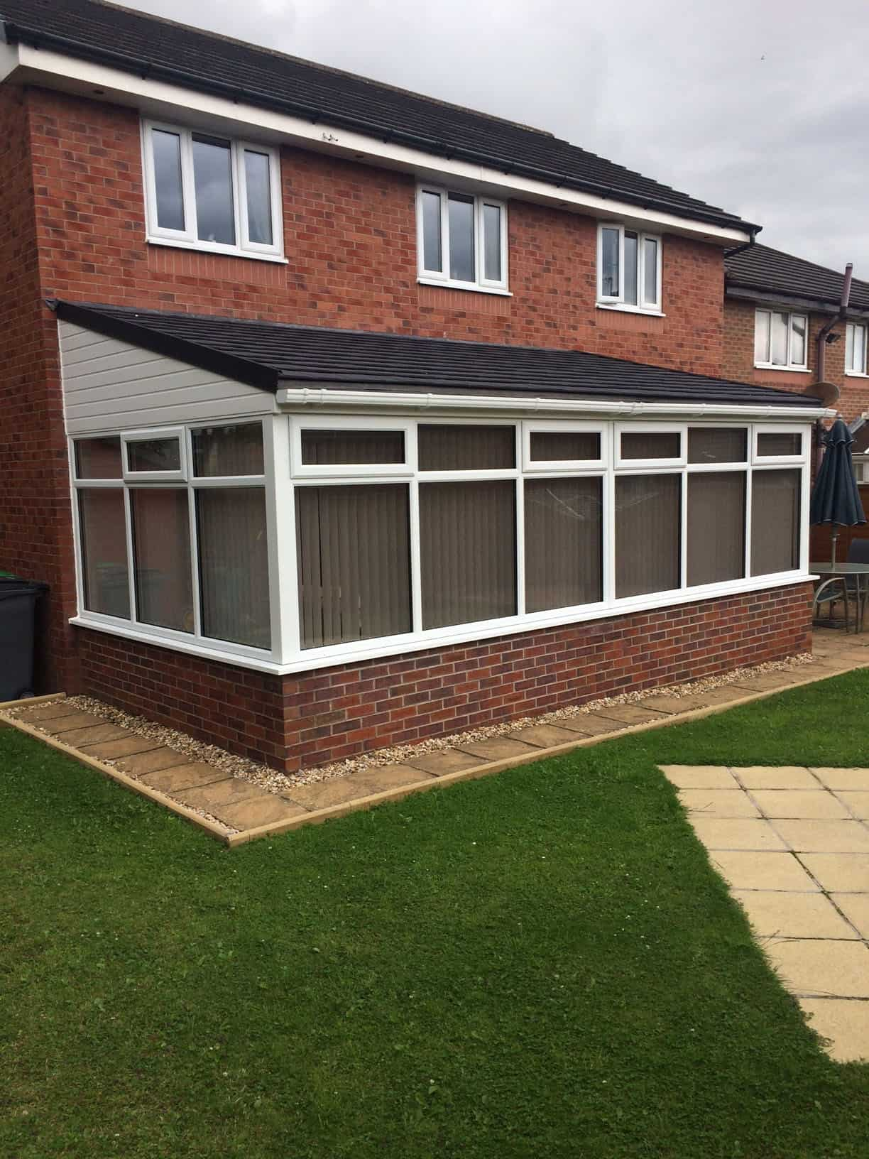 Warm Roof Conversion Lancashire