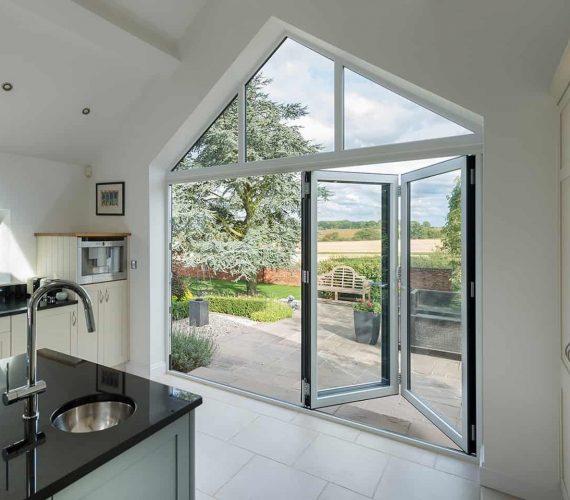 Bi-folding patio doors lancashire