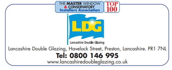 Lancashire Double Glazing top 100 companies
