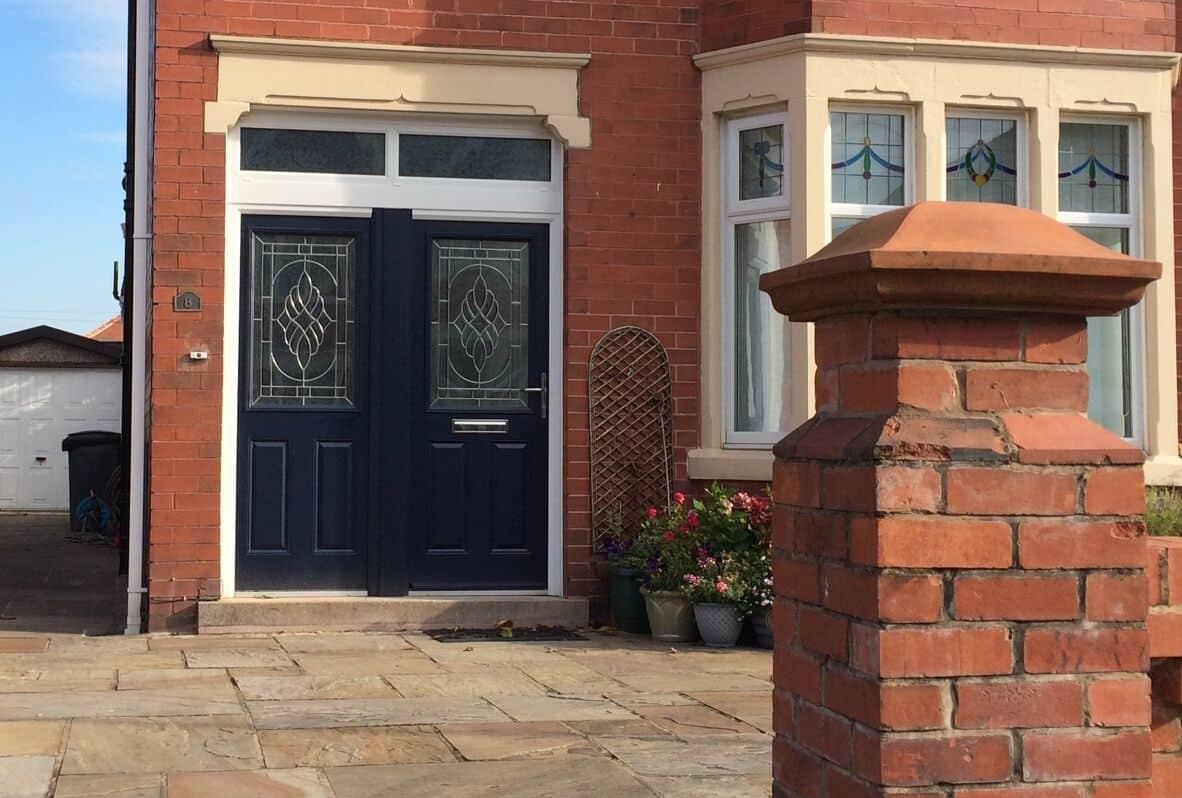Composite Door FY1