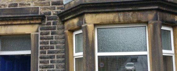 old bay window