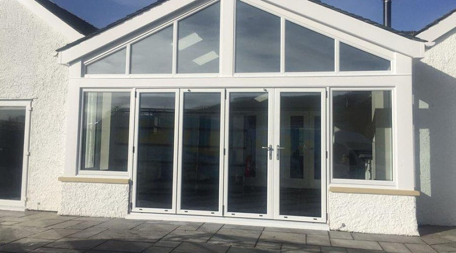 bi-fold patio doors