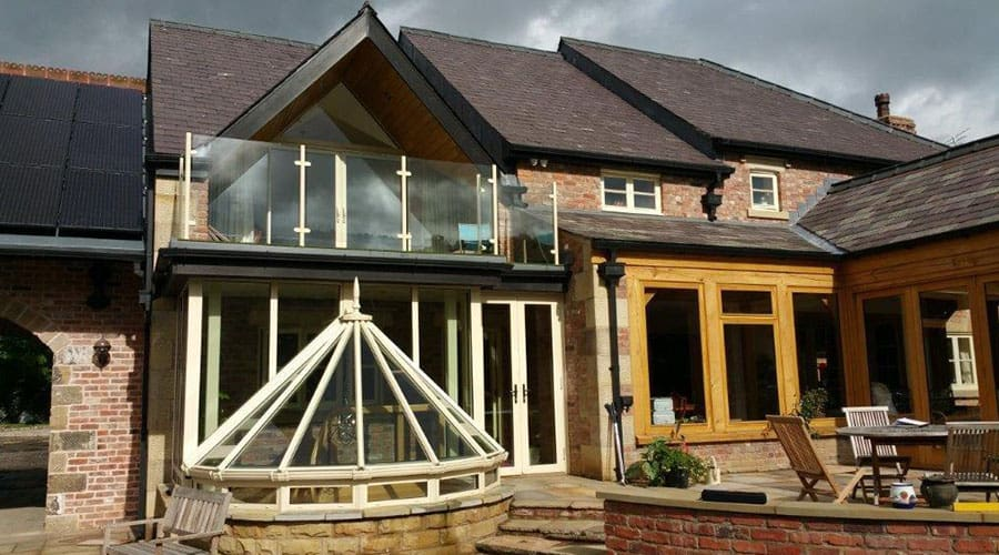 bi-folding patio doors lancashire