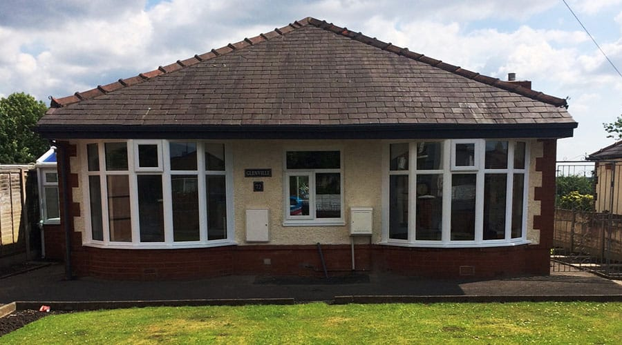bungalow double glazing lancashire