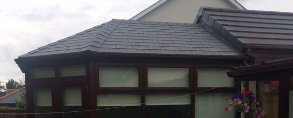 Conservatory Roof Conversion