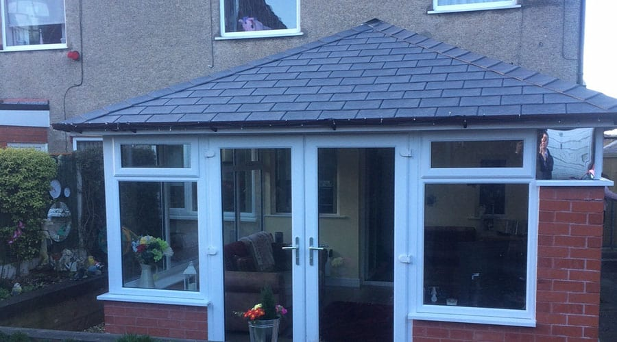 conservatory roofing lancashire
