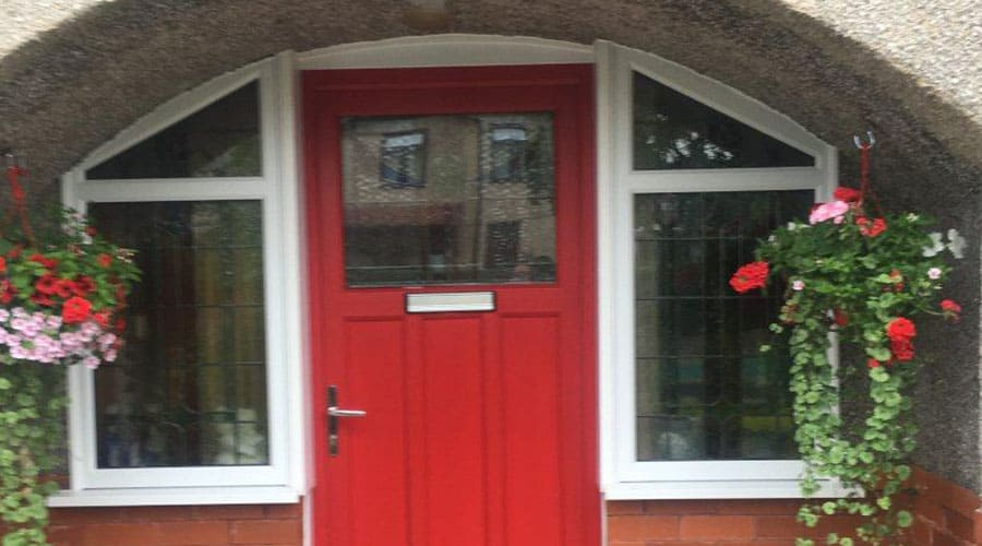 High Quality Composite Front Doors
