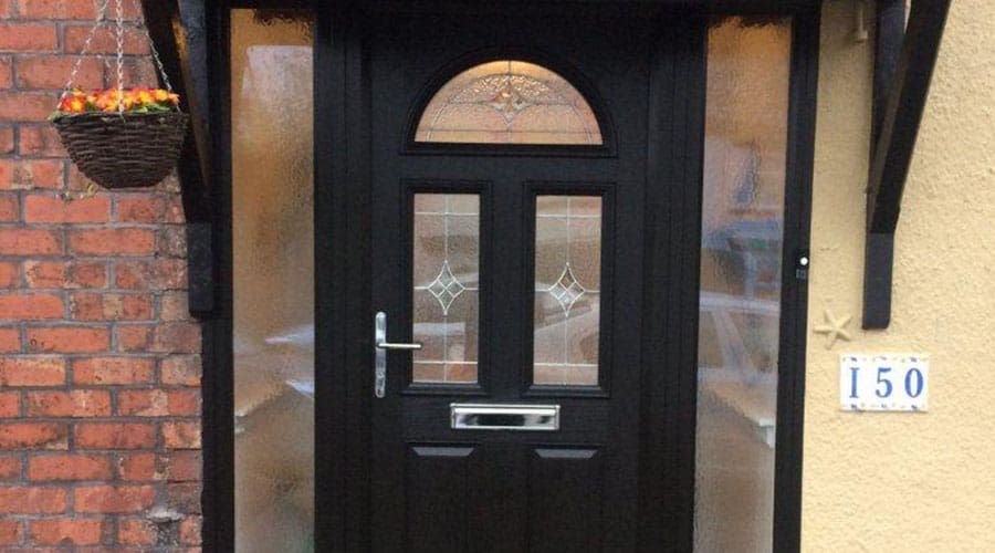 luxury composite doors lancashire