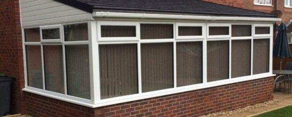 new conservatory lancashire