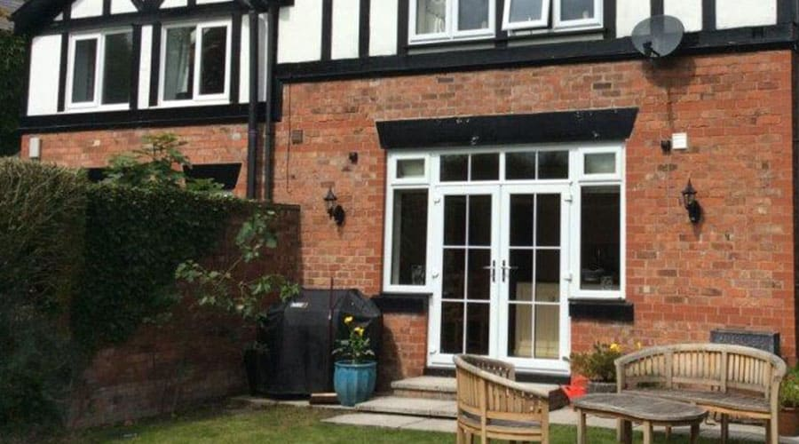 Patio French Doors Lancashire