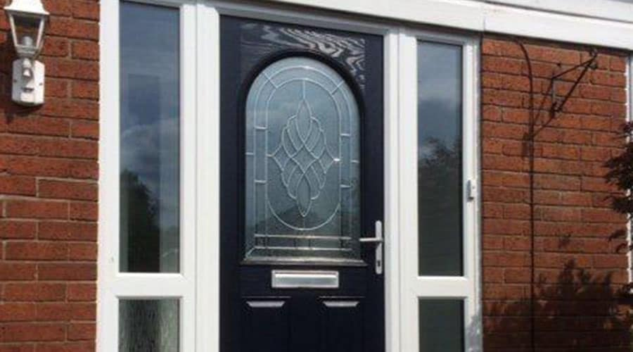 stunning composite door
