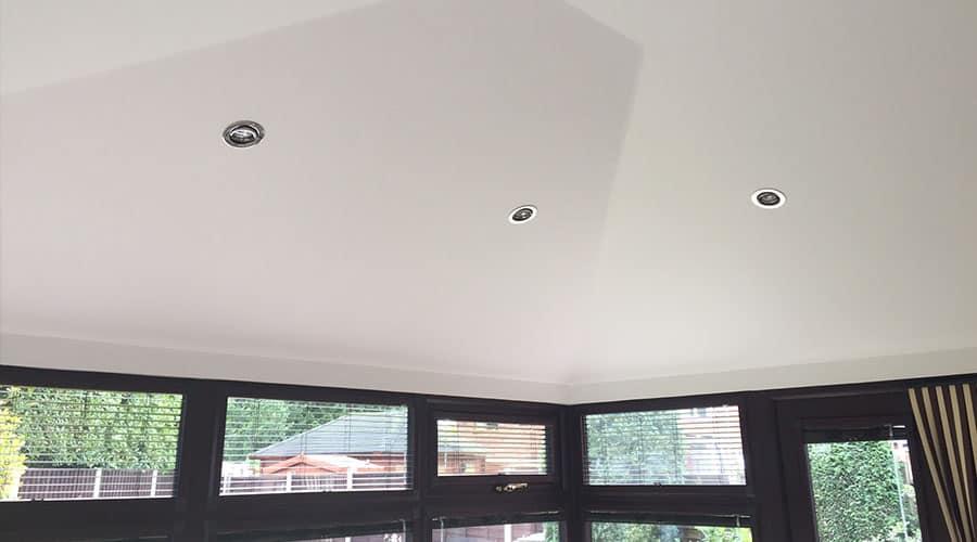 Warm Roof Conservatory Lancashire