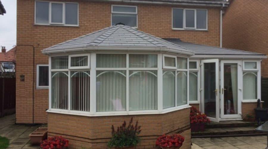 Warm Roof Lancashire