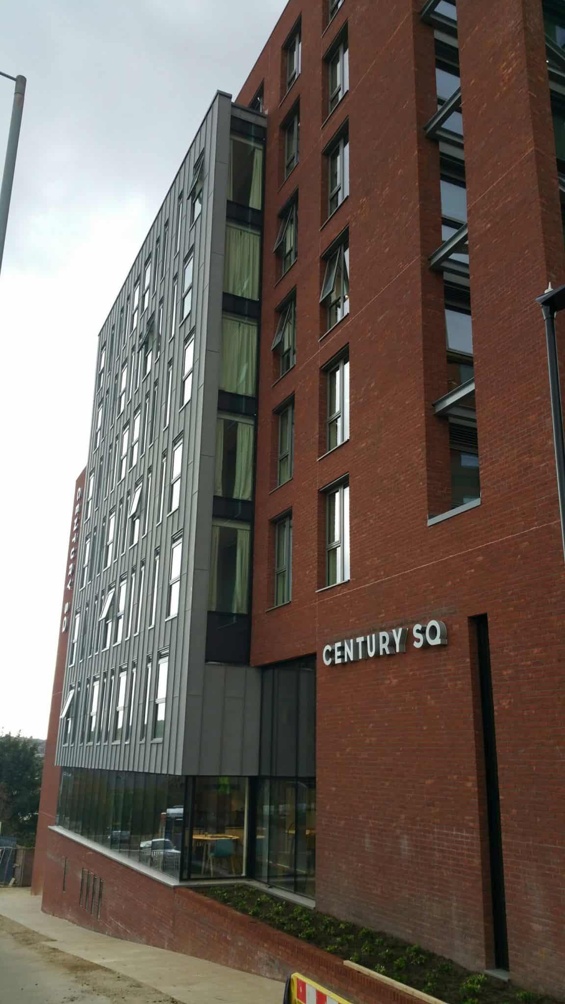student accommodation project