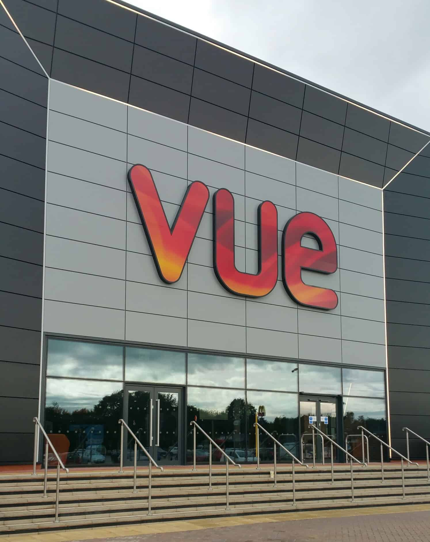 VUE cinema project