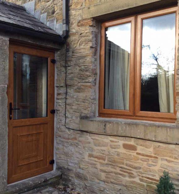 new composite door and windows