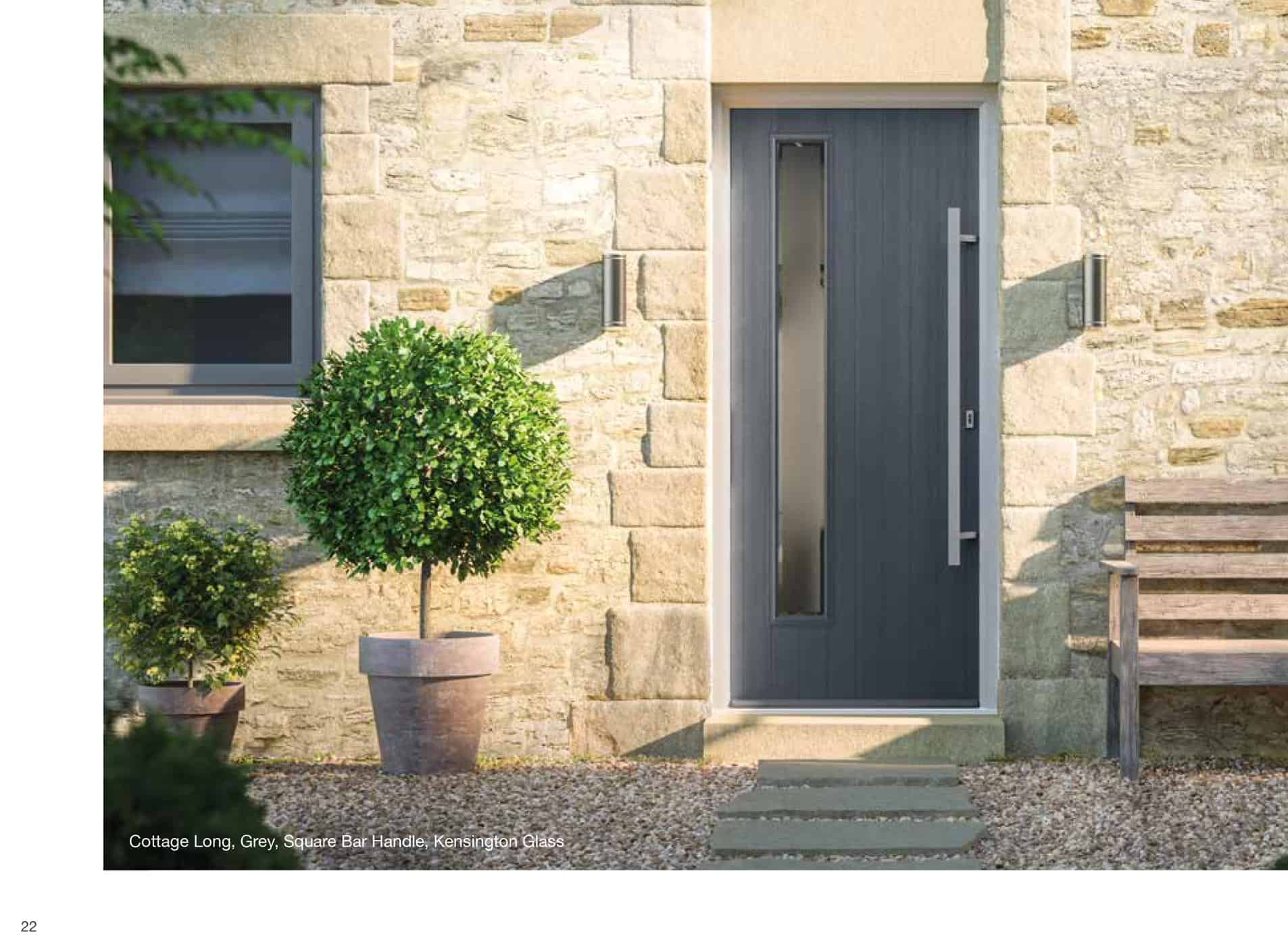 LDG Composite Doors Brochure