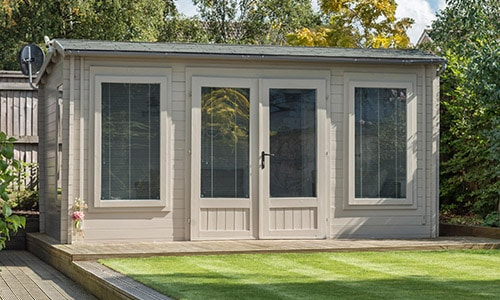 Affordable Garden Office Shed